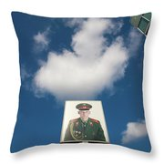 Scapes Of Our Lives #17 Throw Pillow