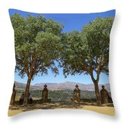 Scapes Of Our Lives #29 Throw Pillow