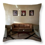 Scapes Of Our Lives #5 Throw Pillow