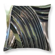 Scarab Eye Throw Pillow