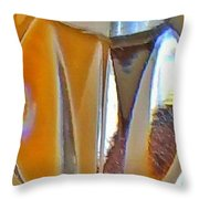 Scarab II Throw Pillow