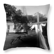 Scarecrow Throw Pillow