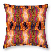 Scarf It Up Throw Pillow