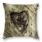 Love Endures Throw Pillow