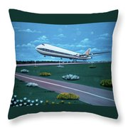 Scenery2 Throw Pillow