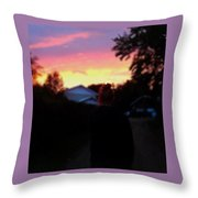 Scenery Photography  Throw Pillow