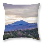 Scenic Vermont 1 Throw Pillow