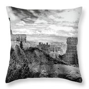 Scenic Vista, Bryce Canyon Throw Pillow
