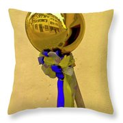 Scenography Throw Pillow