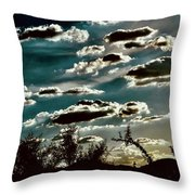 Scented By Day Dreams Throw Pillow