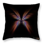Schism Throw Pillow