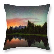 Schwabacher Heavens Throw Pillow