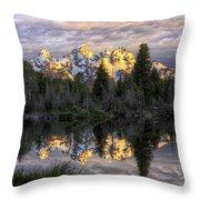 Schwabacher Landing 05 Throw Pillow