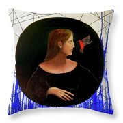 Science And Philosophy Throw Pillow