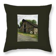 Sciota Mill Pennsylvania Throw Pillow