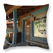 Sciples Water Mill Opry Throw Pillow