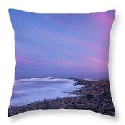 Scituate Sunset  Throw Pillow
