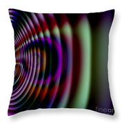 Scope Throw Pillow