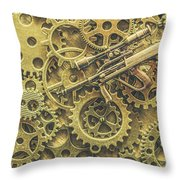 Scope Of Special Forces Throw Pillow