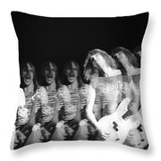 Scorpions Throw Pillow