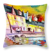 Scotland 04 Throw Pillow