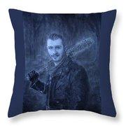 Scott James Throw Pillow