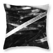 Scrap #2 Throw Pillow