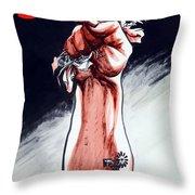 Scrap - Ww2 Propaganda Throw Pillow