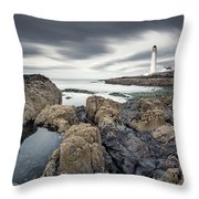 Scurdie Ness 1 Throw Pillow