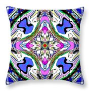 Scyla Throw Pillow