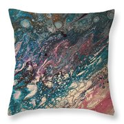 Sea Dragon Throw Pillow