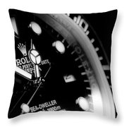 Sea Dweller Throw Pillow