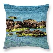 Sea Of Marmara Seaside Throw Pillow