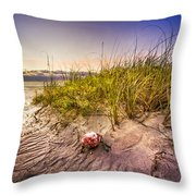 Sea Souvenir Throw Pillow