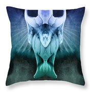 Sea Spirit 3 Throw Pillow
