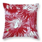 Sea Urchin 7 Throw Pillow