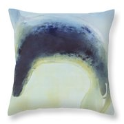 Seal Circle Throw Pillow