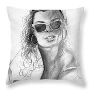 Seame Throw Pillow