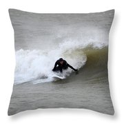 Sean 4 Throw Pillow