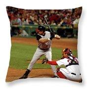 Sean Casey Throw Pillow