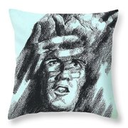 Search For Self Throw Pillow
