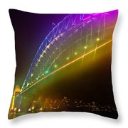 Search Party Throw Pillow