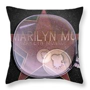 Searching For A Star Throw Pillow