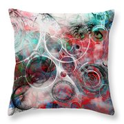 Searching For An Answer Throw Pillow