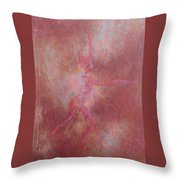 Searching For My Soul Throw Pillow