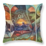 Searching For You Throw Pillow