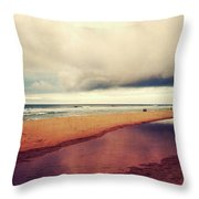 Seascape 17 Throw Pillow