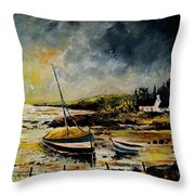 Seascape 452654 Throw Pillow