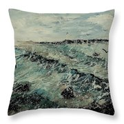 Seascape 459090 Throw Pillow