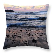 Seascape  Throw Pillow